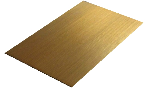 Brush 5mm aluminium composite panel ACP/ACM