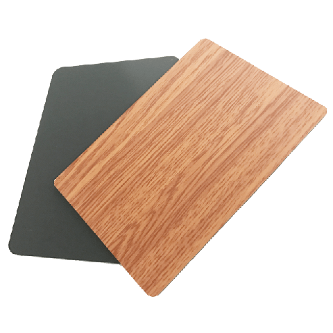 PVDF 4×0.4mm*1220mm aluminium composite panel ACP