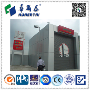 Petrol China Acrylic Production Billboard Advertising Supplier in China