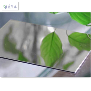 Mirror aluminium composite panel ACP/ACM 4*0.4